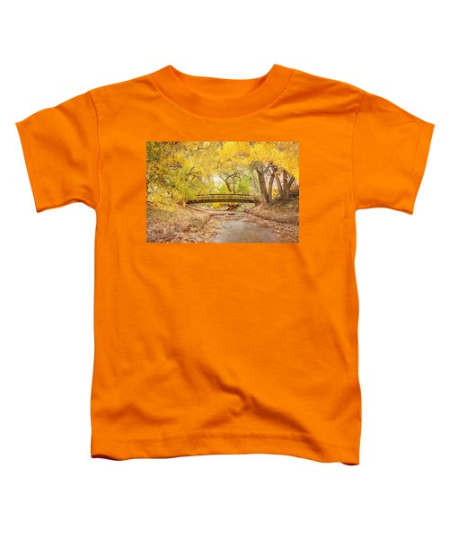Teasdale Bridge Toddler T-Shirt