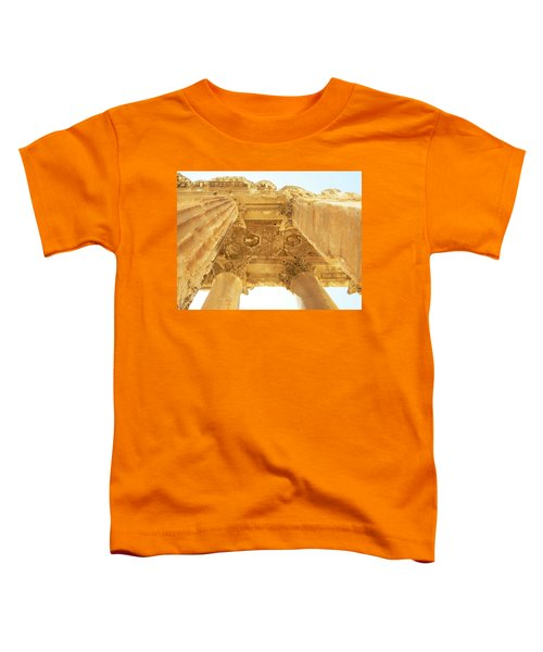 Temple Of Bacchus Toddler T-Shirt