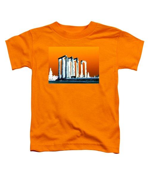Temple Of Zeus Toddler T-Shirt