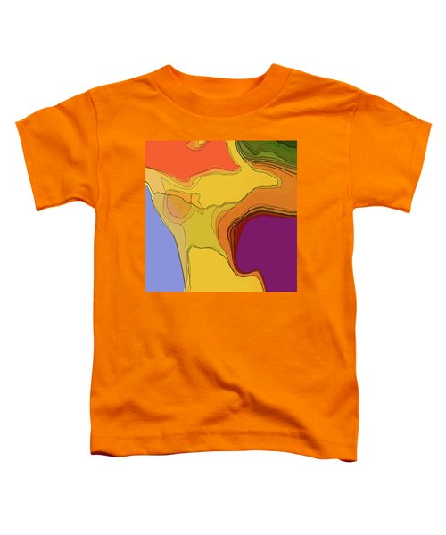 Terraced Toddler T-Shirt