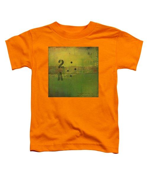 The 2a Toddler T-Shirt