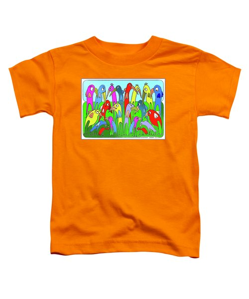 The  Annual General Meeting Toddler T-Shirt