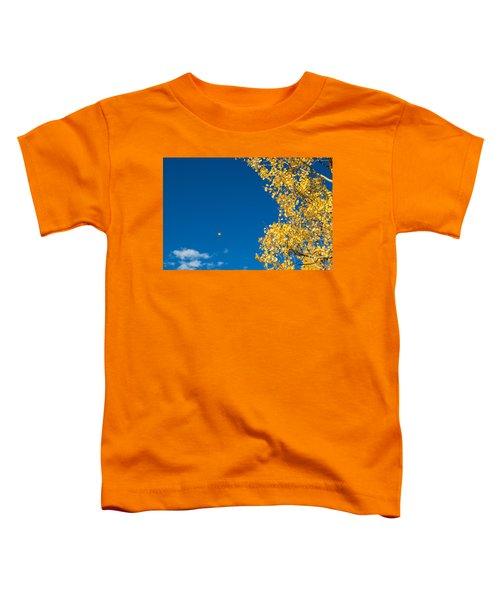 The Aspen Leaf Toddler T-Shirt