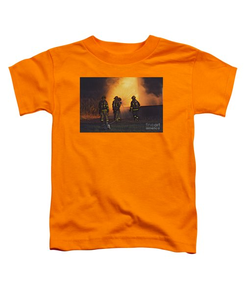 The Attack Toddler T-Shirt
