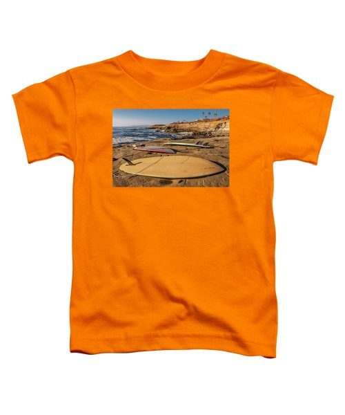 The Boards Toddler T-Shirt