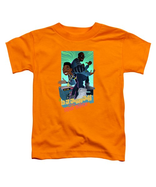 The Brand New Funk Toddler T-Shirt