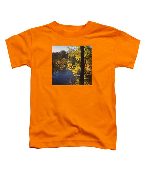 The Brilliance Of Nature Leaves Me Speechless Toddler T-Shirt