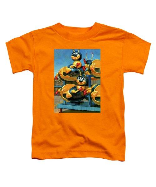 The Buzz Toddler T-Shirt