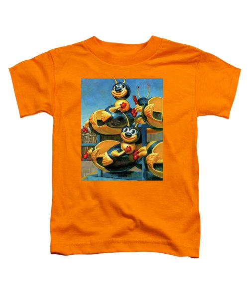The Buzz Toddler T-Shirt