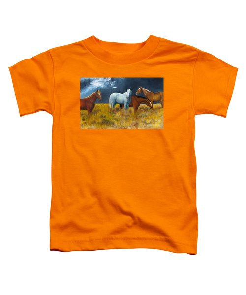 The Calm After The Storm Toddler T-Shirt