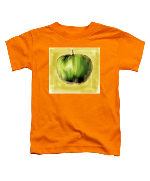 The Creative Apple  Toddler T-Shirt