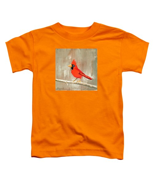 The Crooner Toddler T-Shirt