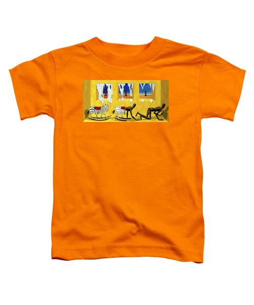 The Death Of Innocence Toddler T-Shirt
