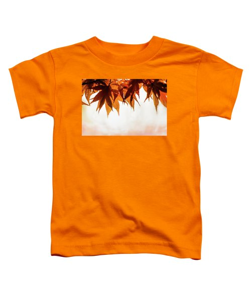 The Eaves Of Season Toddler T-Shirt