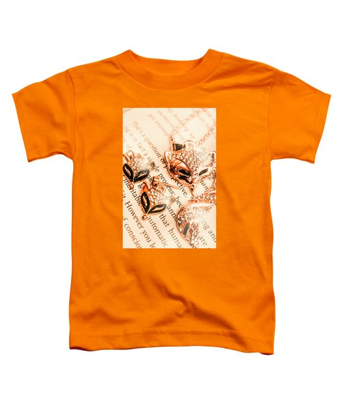 The Fox Tale Toddler T-Shirt