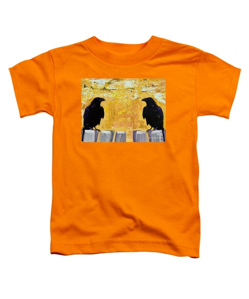 The Gossips Toddler T-Shirt