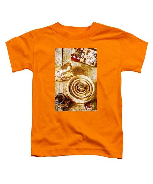 The Hidden Hand At Play Toddler T-Shirt