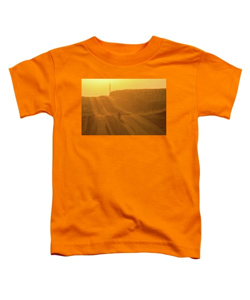 The Lost Puppy Toddler T-Shirt