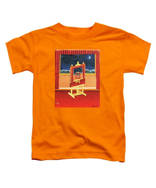 The Paintings Within Toddler T-Shirt
