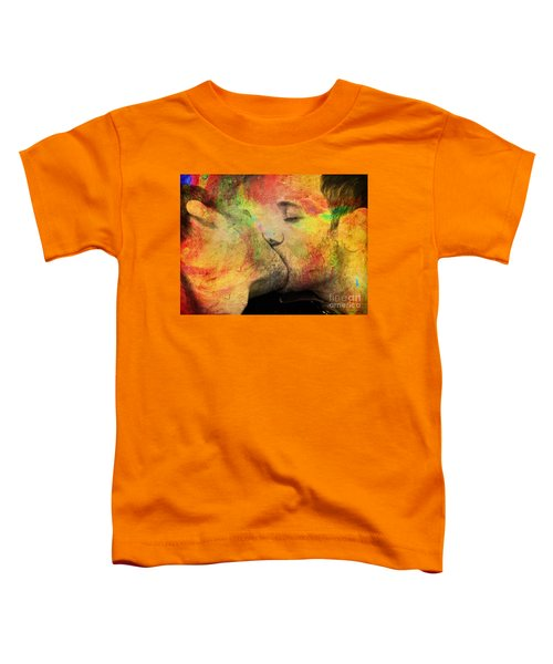 The Passion Of A Kiss 1 Toddler T-Shirt
