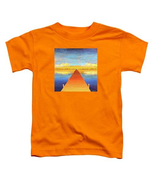 The Pier Toddler T-Shirt