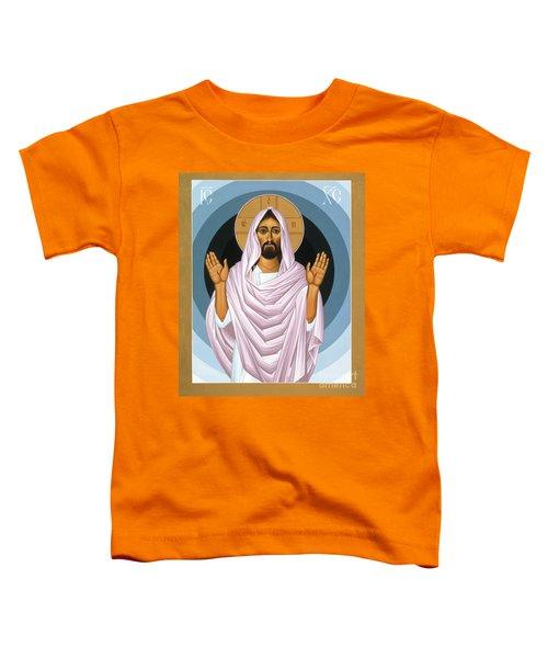 The Risen Christ 014 Toddler T-Shirt