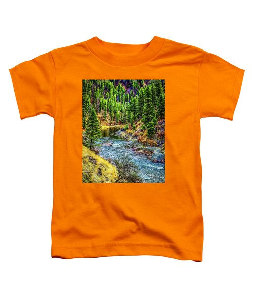 The River Toddler T-Shirt