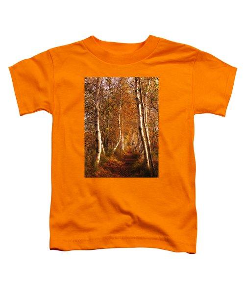 The Road Not Taken Toddler T-Shirt