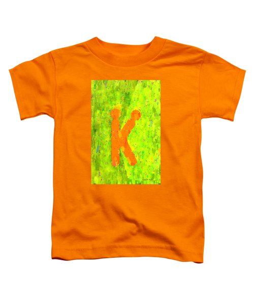 The Sexy K  - Orange -  - Pa Toddler T-Shirt