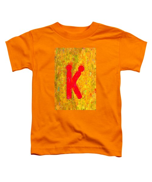 The Sexy K  - Red -  - Pa Toddler T-Shirt