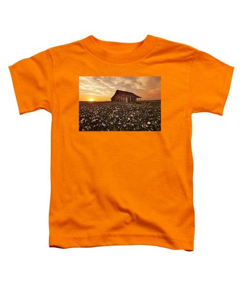 The Sharecropper Shack Toddler T-Shirt
