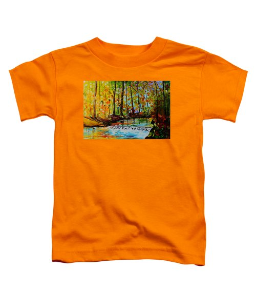 The Stream Toddler T-Shirt