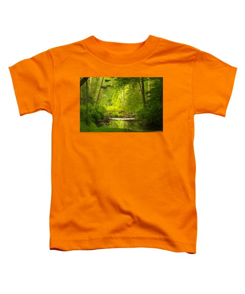 The Swamp Toddler T-Shirt