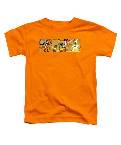 The Weighing Of The Heart Toddler T-Shirt