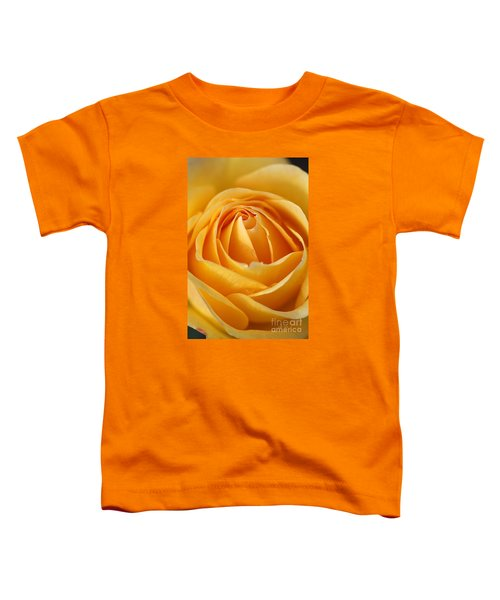 The Yellow Rose Toddler T-Shirt