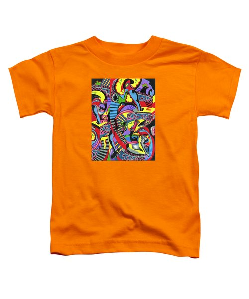 Three Disguises Of An Abstract Thought Toddler T-Shirt