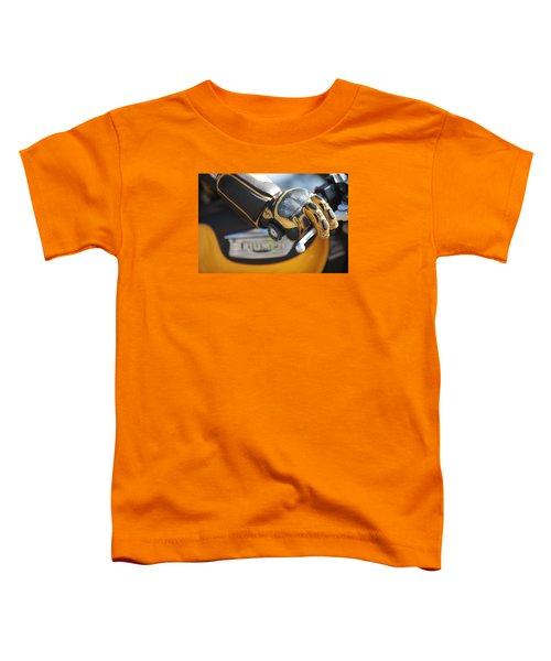 Throttle Hand Toddler T-Shirt