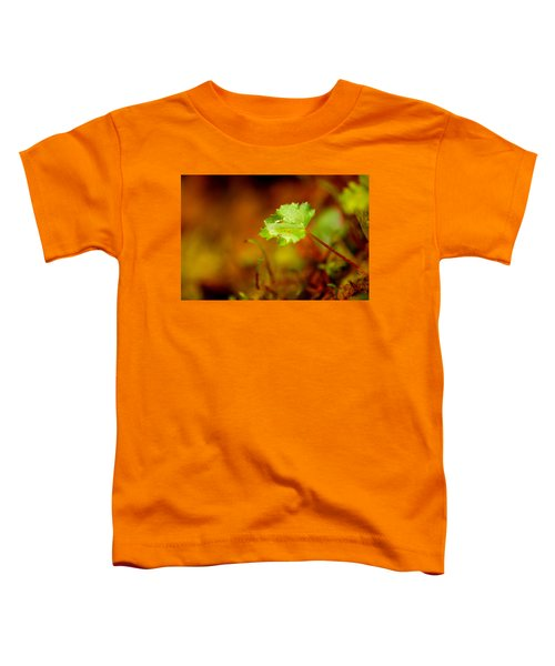 Tiny Paradise Toddler T-Shirt