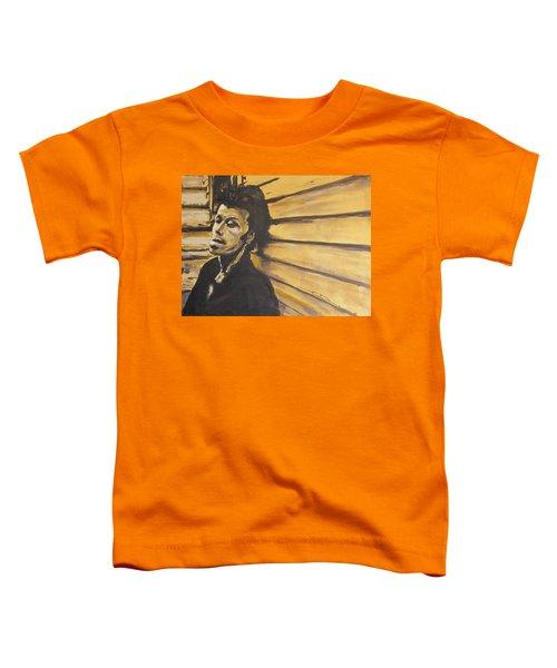 Tom Waits Toddler T-Shirt