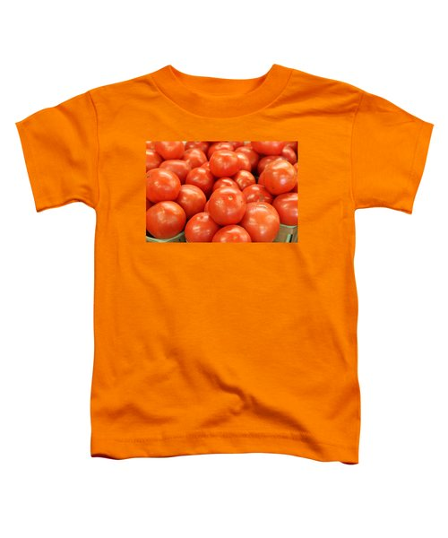 Tomatoes 247 Toddler T-Shirt