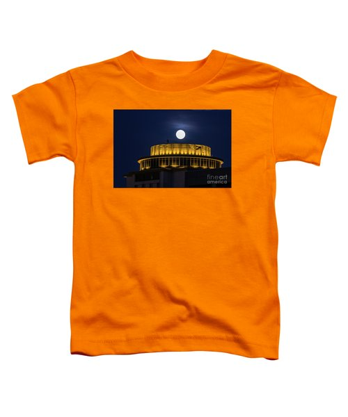 Top Of The Capstone Toddler T-Shirt
