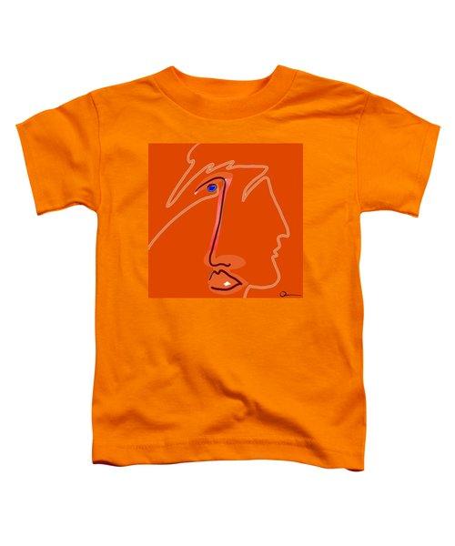 Tracks Toddler T-Shirt
