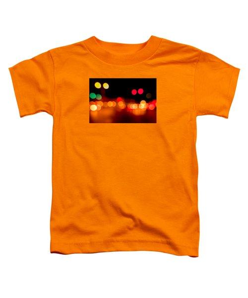 Traffic Lights Number 5 Toddler T-Shirt