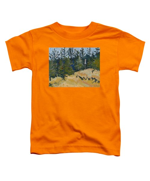 Trees Grow Toddler T-Shirt