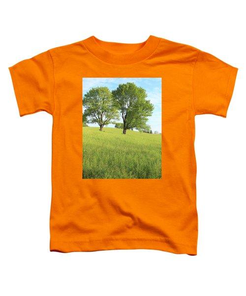 Summer Trees 2 Toddler T-Shirt