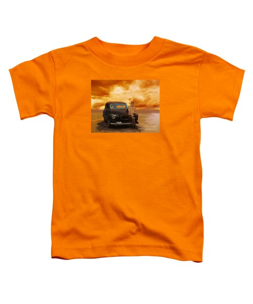 Trippin' With My '48 Austin A40 Toddler T-Shirt