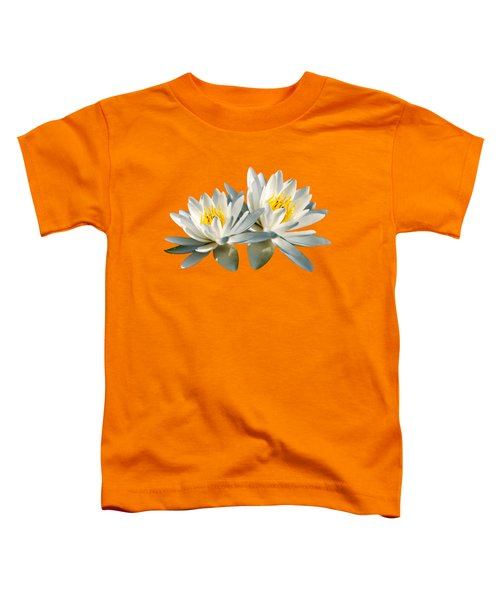 Tropical Water Lily Toddler T-Shirt