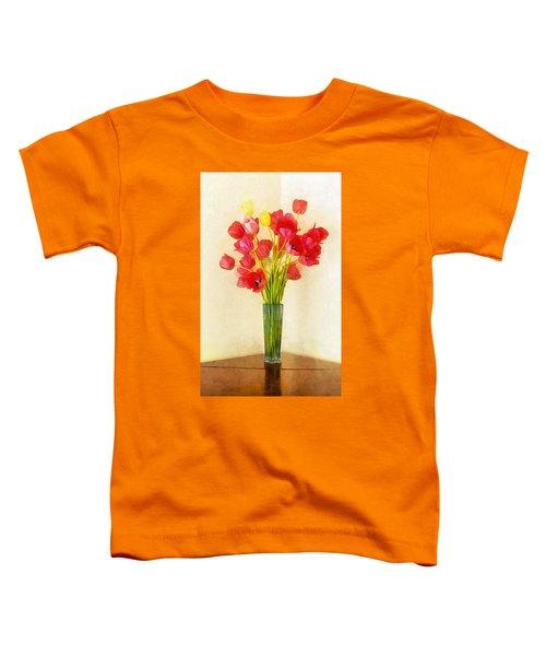 Tulip Bouquet Toddler T-Shirt