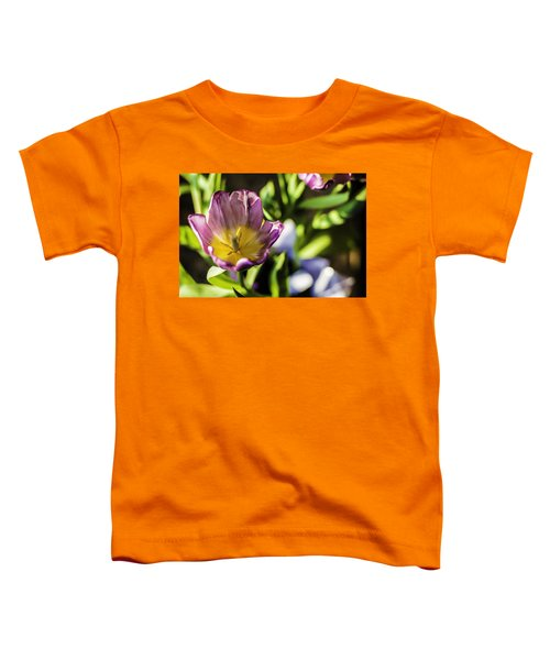Tulips At The End Toddler T-Shirt