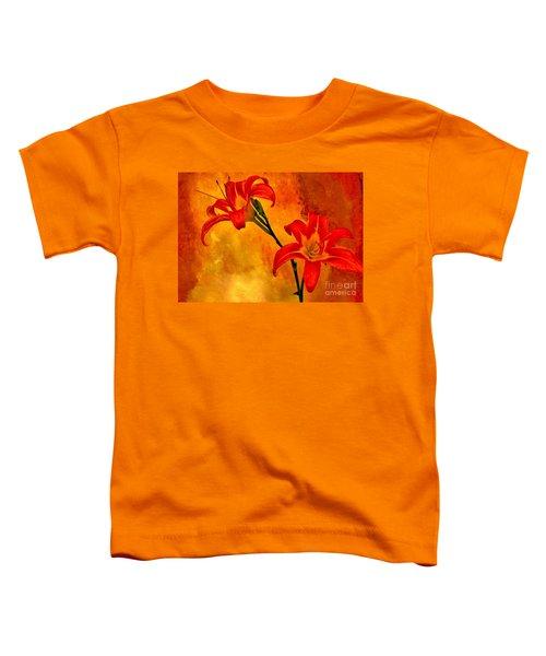 Two Tigerlilies Toddler T-Shirt